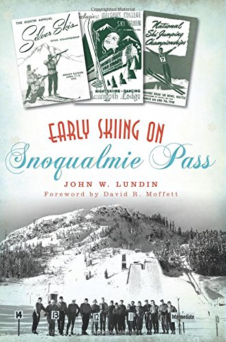 Early Skiing On Snoqualmie Pass  Sports