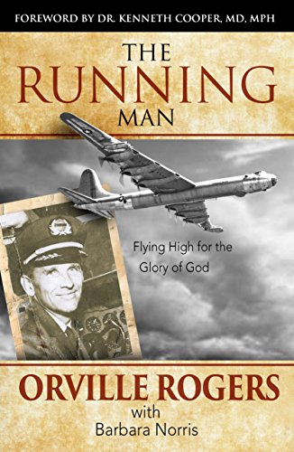 The Running Man: Flying High for the Glory of God cover