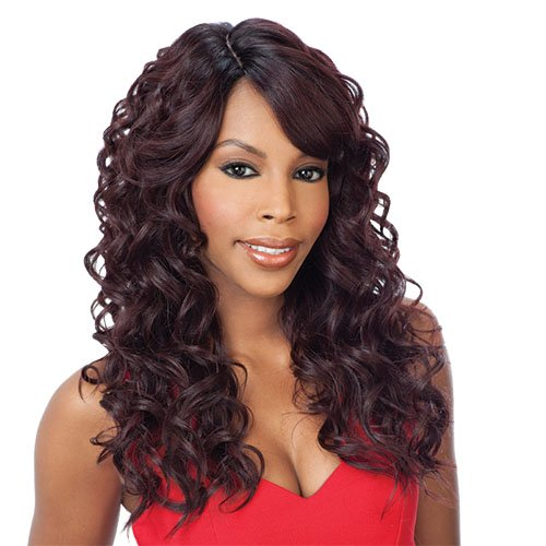 Freetress Equal Brazilian Natural Lace Deep Invisible Part Wig LACE BENTLY (OH2730613)