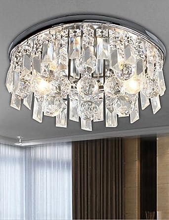 Techo de cristal moderna® GFJ luces Para la Sala de estar de ...