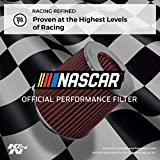 K&N Vent Air Filter/Breather: High
