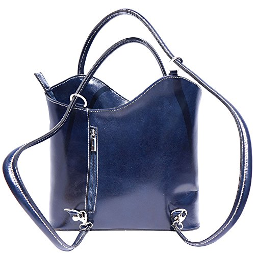 207 shoulder Convertible and bag backpack Blue aBpfqRx