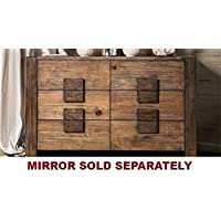 247SHOPATHOME Idf-7628D, dresser, Brown