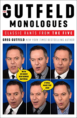 The Gutfeld Monologues cover
