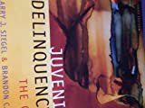 I. E. Juvenile Delinquency : The Core, Siegel and Welsh, 0495382809