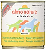 Almo 9.87 oz Legend Chicken & Carrot Canned Dog Food (12 Case), Medium For Sale