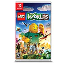 Warner Bros Lego Worlds Nintendo Switch