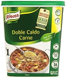 Knorr - Doble Caldo Carne - Polvo - 900 g: Amazon.es
