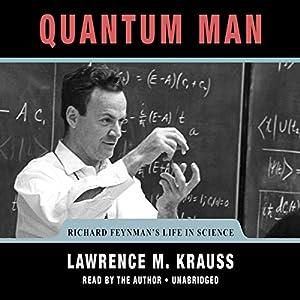 Quantum Man Audiobook