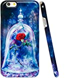 """iPhone 6/6s case """"Enchanted rose - Beauty and the Beast 2017"""" by Takila"""