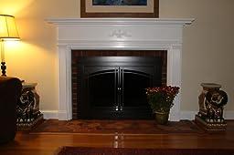 Amazon Com Pleasant Hearth Fn 5702 Fenwick Fireplace