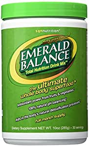 Emerald Balance 30 Day Canister