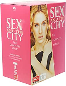 Sex and the City: The Complete Series - Series 1-6 (DVD)