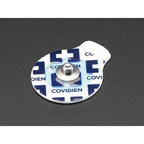 Adafruit Muscle Sensor Surface EMG Electrodes - H124SG Covidien [ADA2773]