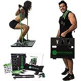BodyBoss Home Gym 2.0 - Full Portable Gym Home...