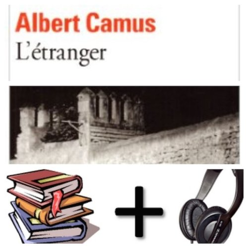 Download L' Etranger Audiobook PACK [Book + 3 CD] (French Edition) PDF