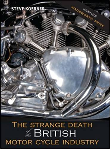 Book The Strange Death of the British Motorcycle Industry