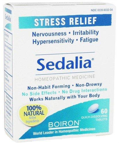 Boiron Sedalia Stress - 60 comprimés