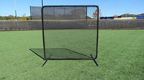 7x7 Armor Square Baseball / Softball Protective Screen, Non-Padded by Armor
