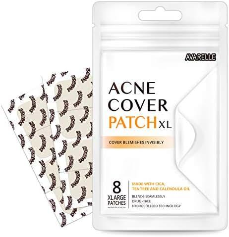 Facial Treatments: Avarelle Acne Cover Patch XL
