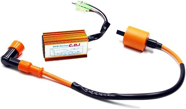 gy6 racing cdi wiring diagram ac amazon com jog 50cc 72cc minarelli engine scooter moped high  jog 50cc 72cc minarelli engine