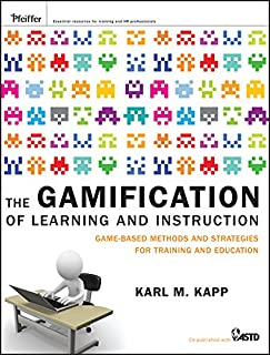 The Gamification of Learning and Instruction: Game-based Methods and Strategies for Training and Education (1118096347)   Amazon price tracker / tracking, Amazon price history charts, Amazon price watches, Amazon price drop alerts