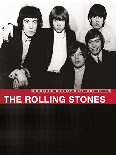 Music Box Biographical Collection: The Rolling Stones (Circle Stones Rolling)