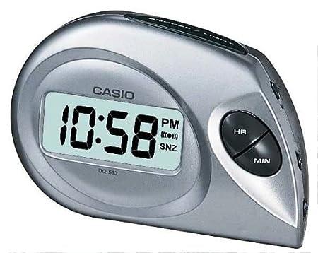 e7e0fe487c99 Casio Collection Wake Up Timer Digital Alarm Clock DQ-583-8EF ...