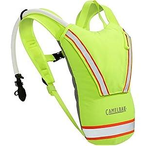 Camelbak Hi-Viz Antidote Hydration Backpack Lime Green 62599