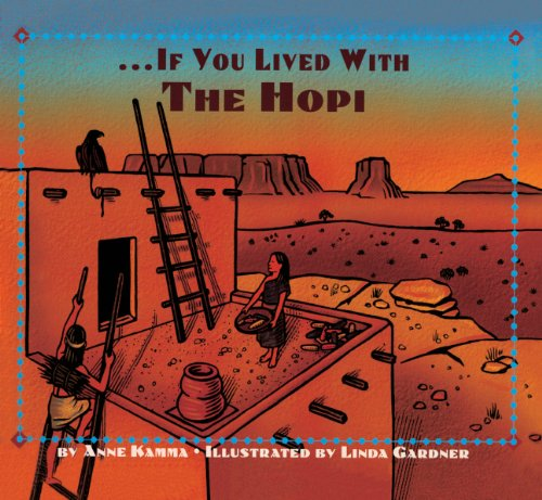Books : If You Lived With The Hopi (Turtleback School & Library Binding Edition) (If You Lived...(Prebound))