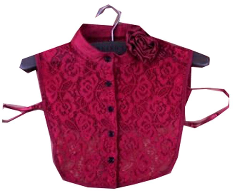 Fashion Puppe Kragen Weinlese eleganten Frauen gefälschte Halb Hemd Abnehmbare