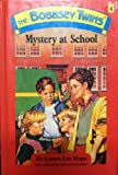 The Mystery at School, Laura Lee Hope, 0448090740