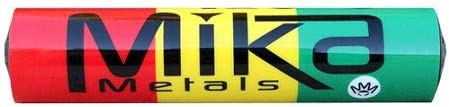 Mika Metals Cross Bar Pad Mini Rasta
