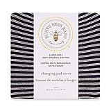 Burt's Bees Baby - Changing Pad Cover, 100% Organic