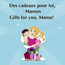 Maman Livre Des Cadeaux Pour Toi Maman Gifts For You