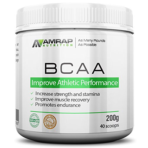 AMRAP Nutrition Branched Recovery Powder