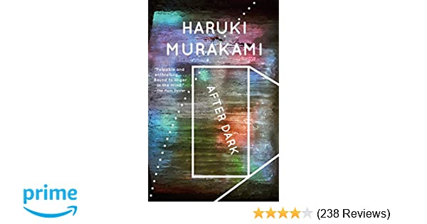 after dark haruki murakami pdf download
