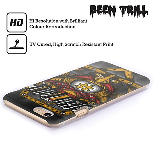 Official Been Trill Steam Punk Mixed Hard Back Case for Apple iPhone 4 / 4S