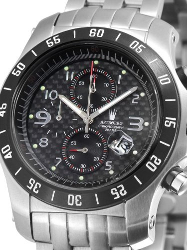 Astboerg Watch Germany Chronograph Avantgarde AT1022C by Astboerg