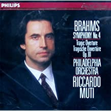 Brahms: Symphony No. 4 / Tragic Overture