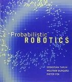 img - for Probabilistic Robotics (Intelligent Robotics and Autonomous Agents series) by Thrun Sebastian Burgard Wolfram Fox Dieter (2005-08-19) Hardcover book / textbook / text book