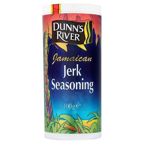 Dunns River Jamaican Jerk Seasoning, 100g