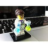 Lego Mini Figure - Series 11 - Scientist