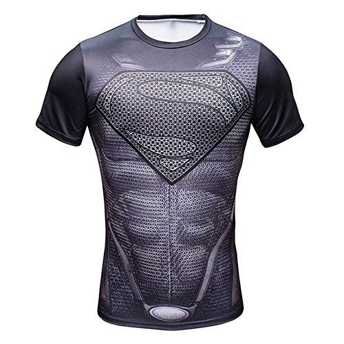 HOT S (Superhero Costume T Shirts)
