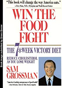 Hardcover Win the Food Fight Book