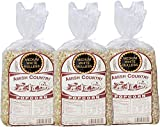Amish Country Popcorn – 3 (2 Pound Bags Variety Gift Set) Medium White Popcorn Gift Set – with Recipe Guide and 1 Year Freshness Guarantee Review