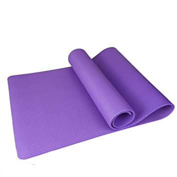 RCFRGVVEVCF Yoga Mat 15Mm No-Slip Nbr Yoga Mats For Fitness ...