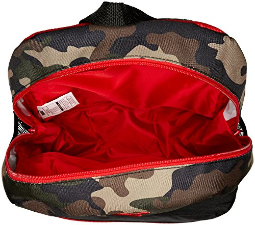 Puma Little Boys Backpacks And Lunch Boxes Red Camo