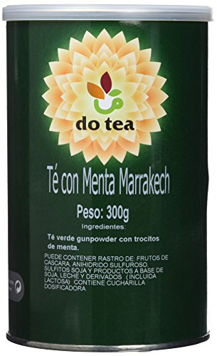 Do Tea Marrakech Te Verde Menta - 300 gr