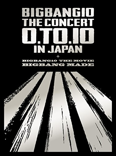 BIGBANG / BIGBANG10 THE CONCERT : 0.TO.10 IN JAPAN + BIGBANG10 THE MOVIE BIGBANG MADE -DELUXE EDITION-